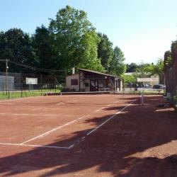 Court Numéro 1 et Club House